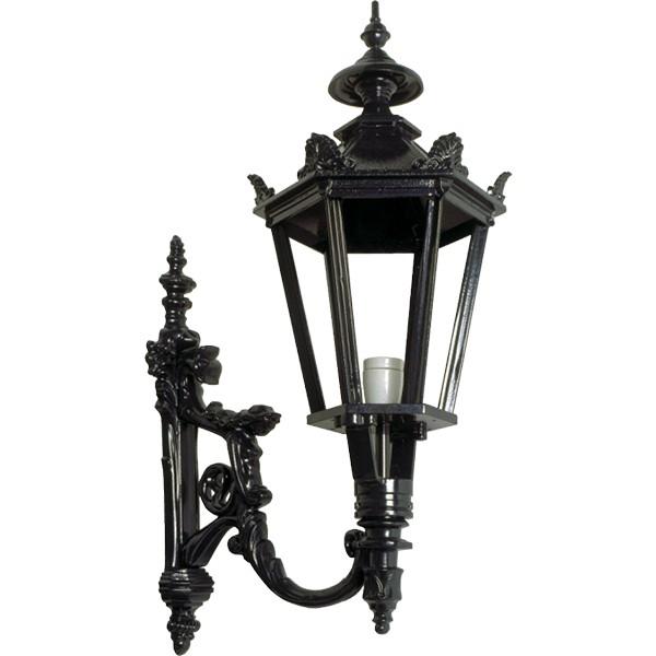 Wandlamp Almere met kronen - 85 cm