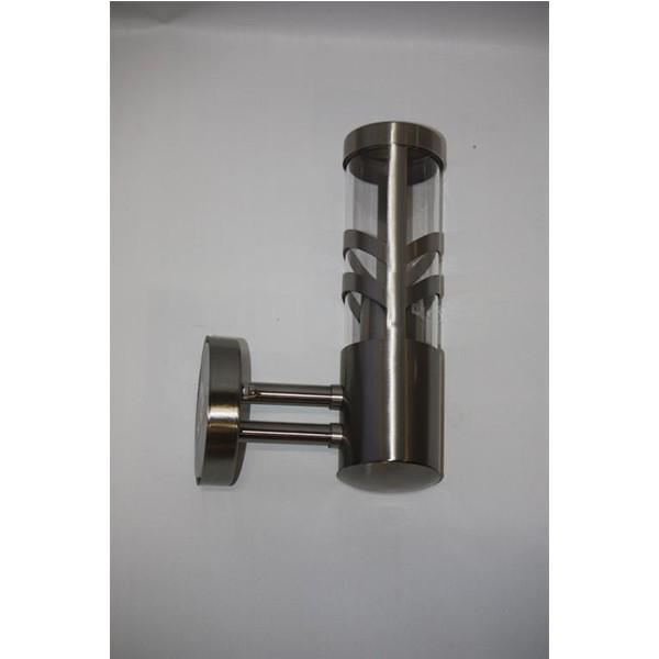 Moderne RVS wandlamp - 30 cm