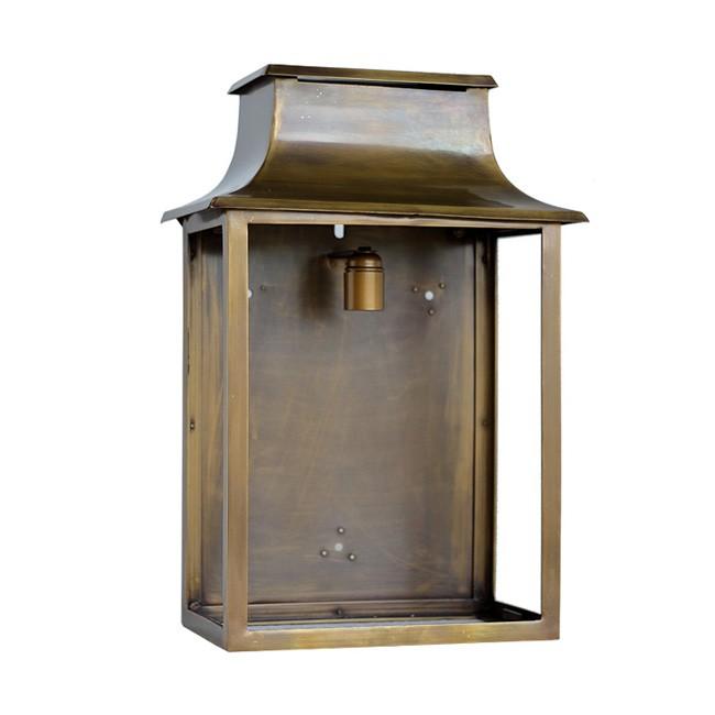 Buitenverlichting Nostalgisch Klassiek Koetslamp gevel Heerenbroek M - 43 cm