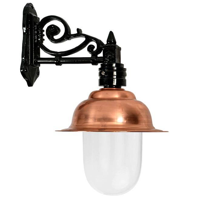 Buitenverlichting Nostalgisch Klassiek Franse stallamp Zundert - 45 cm
