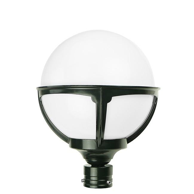 Buitenverlichting Klassiek Landelijk Losse bollamp bol opaal - Ø 25