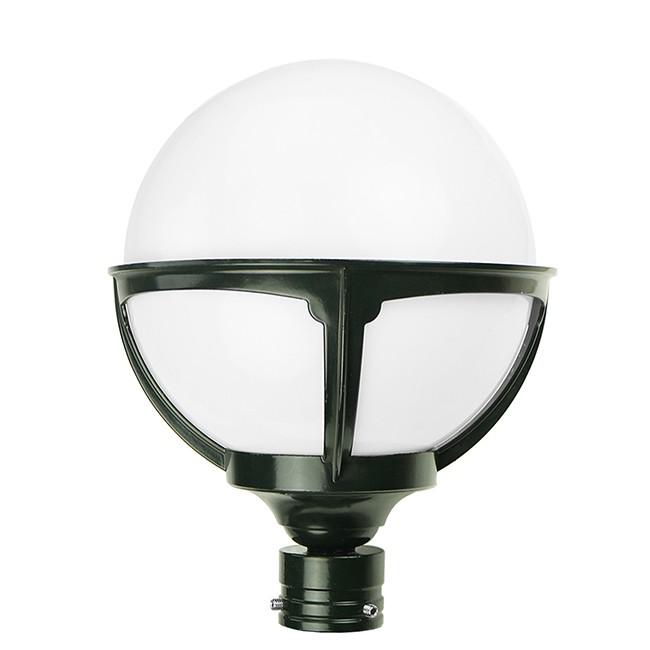 Buitenverlichting Klassiek Landelijk Losse bollamp bol opaal - Ø 30