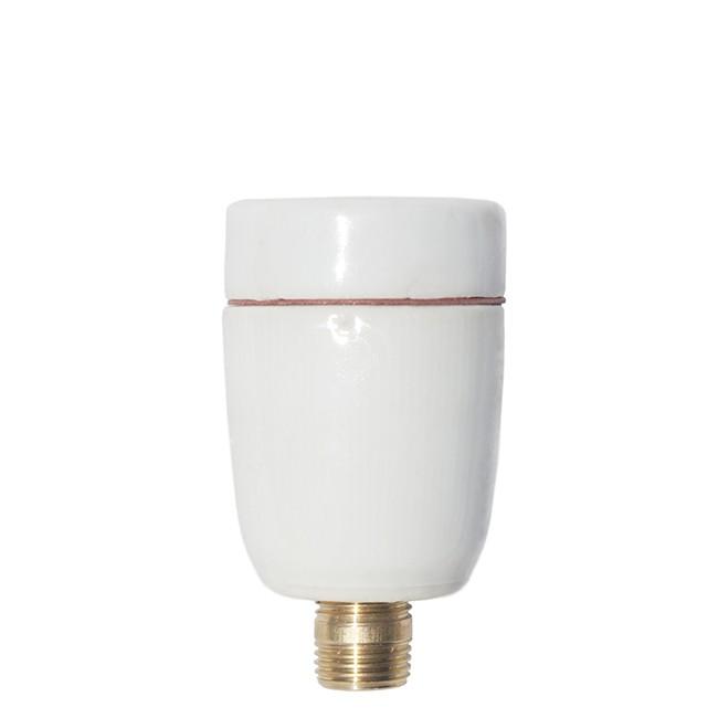 Buitenverlichting Onderdelen Losse porseleinen fitting E27 - Ø 4.5 cm
