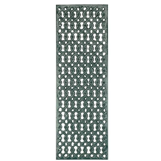 Raamrooster met franse lelies - 70 cm