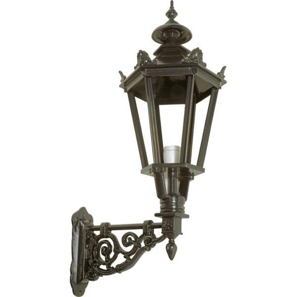 Muurlamp 'T Gooi met kronen - 85 cm