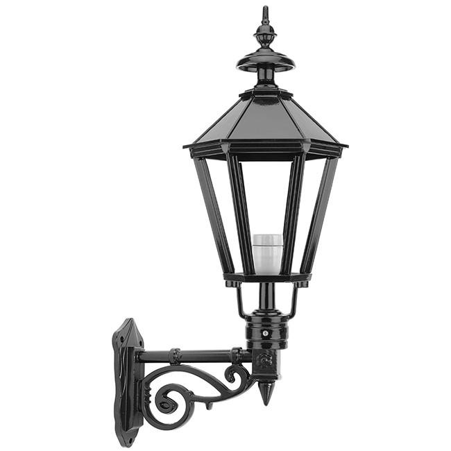 Buitenverlichting Nostalgisch Klassiek Muurlamp Enkhuize - 70 cm
