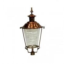 Buitenverlichting Klassiek Landelijk Losse lantaarnkap Brons K2670 - 70 cm