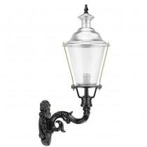 Buitenverlichting Nostalgisch Klassiek Boerderijlamp wand Brandenburg - 90 cm