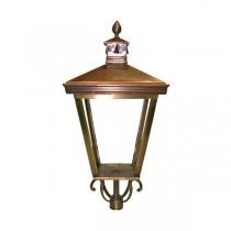 Buitenverlichting Klassiek Landelijk Losse buitenlamp Brons K22 - 80 cm