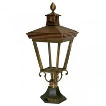 Tuinlamp Oss brons/koper - 80 cm