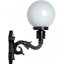Buitenlamp Zederik bol - 50 cm