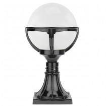 Buitenverlichting Nostalgisch Klassiek Bollamp Breda Opaal bol - 50 cm