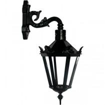Muurlamp Haarlem met kronen - 70 cm