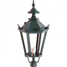 Buitenverlichting Klassiek Landelijk Losse lampenkap K10+ met kronen - 90 cm