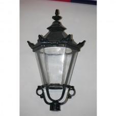 Buitenverlichting Nostalgisch Klassiek Losse lampenkap K80+ met kronen - 90 cm