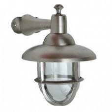 Buitenverlichting Maritiem Nautisch Scheepslamp Pacific Nikkel - 42 cm