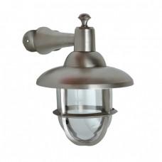 Buitenverlichting Maritiem Nautisch Scheepslamp Pacific Nikkel - 32 cm