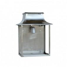 Buitenverlichting Nostalgisch Klassiek Koetslamp Zeist Nikkel S - 35 cm