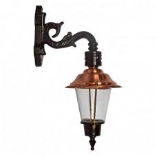 Buitenverlichting Nostalgisch Klassiek Muurlantaarn Nieuwkoop - 55 cm