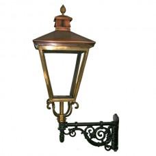 Buitenlamp Zeeland brons - 110 cm