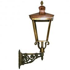 Muurlamp Rhenen Brons - 95 cm