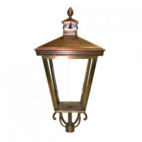 Losse buitenlamp Brons K21 - 95 cm