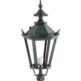 Losse lampenkap K12+ met kronen - 63 cm