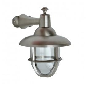 Scheepslamp Pacific Nikkel - 32 cm