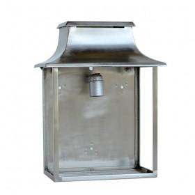 Koetslamp Zeist Nikkel L - 55 cm