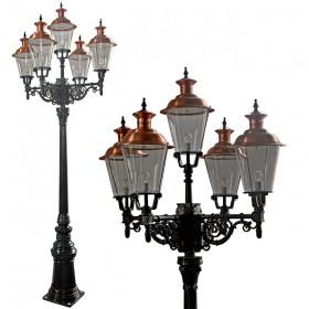 Lantaarn Terneuzen 5-lichts - 390 cm