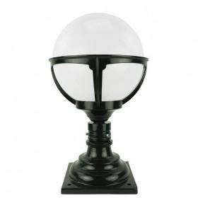 Tuinlamp Tiel Opaal bol - 45 cm