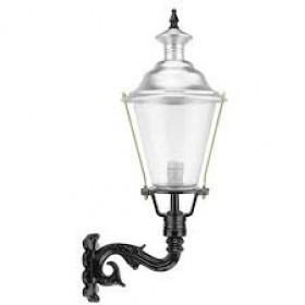 Wandlamp Langerak aluminium - 75 cm