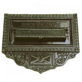 Inbouw brievenbus London - 40 cm
